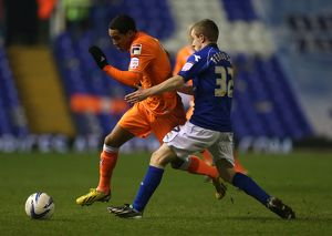 npower Football League Championship : Birmingham City v Blackpool : St. Andrews (Selection of 21 Items)