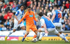 npower Football League Championship - Blackburn Rovers v Blackpool - Ewood Park