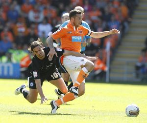 <b>14-08-2011 Blackpool v Peterborough United</b><br>Selection of 49 items