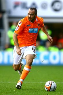 npower Football League Championship - Blackpool v Cardiff City - Bloomfield Road