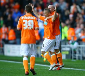 npower Football League Championship - Blackpool v Nottingham Forest - Bloomfield Road