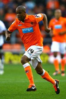 npower Football League Championship - Blackpool v Millwall - Bloomfield Road