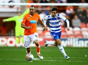 <b>03-12-2011 Blackpool v Reading</b><br>Selection of 28 items