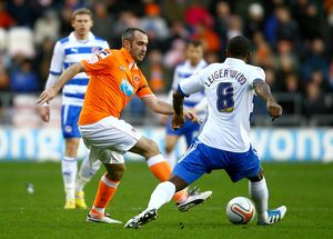 npower Football League Championship - Blackpool v Reading - Bloomfield Road