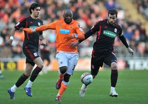 <b>02-01-2012 Blackpool v Middlesbrough</b><br>Selection of 30 items