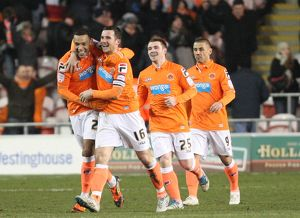 npower Football League Championship - Blackpool v Coventry City - Bloomfield Road