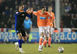 npower Football League Championship - Blackpool v Portsmouth - Bloomfield Road