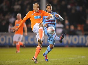 npower Football League Championship - Blackpool v West Ham United - Bloomfield Road