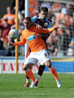 npower Football League Championship - Blackpool v Burnley - Bloomfield Road