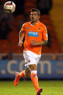 npower Football League Championship - Blackpool v Middlesbrough - Bloomfield Road