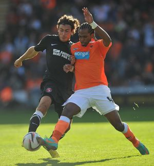 npower Football League Championship : Blackpool v Charlton Athletic : Bloomfield Park (Selection of 5 Items)