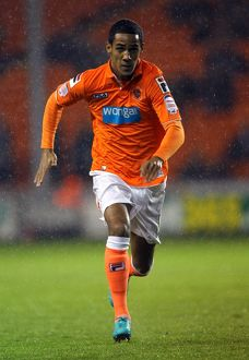 npower Football League Championship - Blackpool v Huddersfield Town - Bloomfield Road