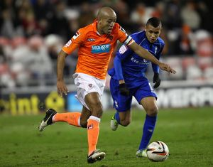 npower Football League Championship - Blackpool v Birmingham City - Bloomfield Road