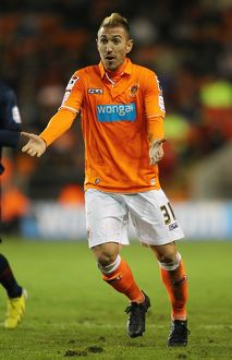 npower Football League Championship - Blackpool v Blackburn Rovers - Bloomfield Road