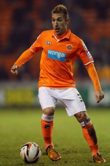 npower Football League Championship - Blackpool v Wolverhampton Wanderers - Bloomfield