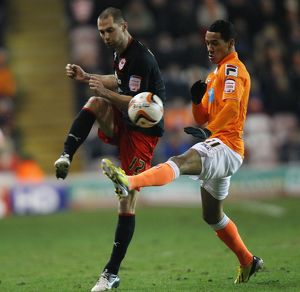 npower Football League Championship : Blackpool v Cardiff City : Bloomfield Road (Selection of 19 Items)