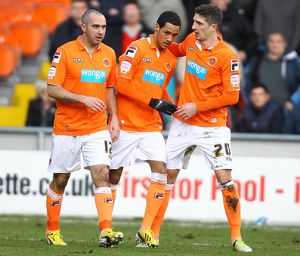 npower Football League Championship : Blackpool v Barnsley : Bloomfield Road : 02-02-2013 (Selection of 14 Items)
