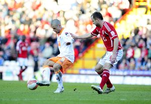 npower Football League Championship - Bristol City v Blackpool - Ashton Gate