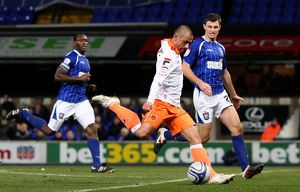 npower Football League Championship - Ipswich Town v Blackpool - Portman Road
