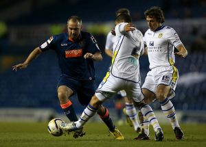 npower Football League Championship : Leeds United v Blackpool : Elland Road : 20-02-2013 (Selection of 14 Items)