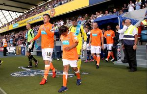 npower Football League Championship - Millwall v Blackpool - The Den