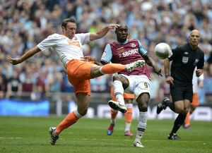 <b>Play Off Final, 19-05-2012 Blackpool v West Ham United</b><br>Selection of 33 items