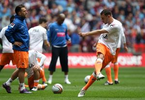 npower Football League Championship - Play Off - Final - Blackpool v West Ham United
