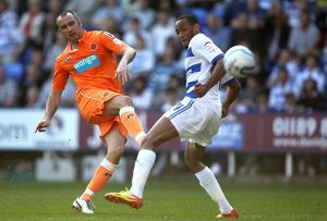 <b>24-03-2012 Reading v Blackpool</b><br>Selection of 40 items