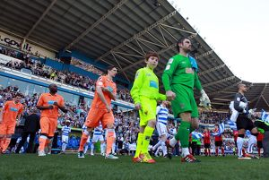 npower Football League Championship - Reading v Blackpool - Madejski Stadium
