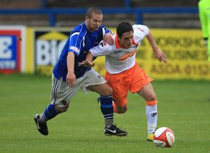 <b>01-08-2011 Lancaster City v Blackpool XI</b><br>Selection of 38 items