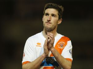 <b>Sky Bet Championship : Barnsley v Blackpool Oakwell Stadium : 18-01-2014</b><br>Selection of 9 items