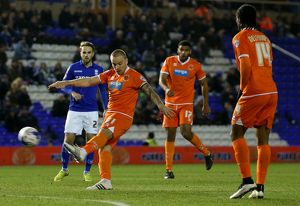 <b>Sky Bet Championship - Birmingham City v Blackpool - St. Andrew's</b><br>Selection of 12 items
