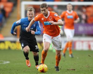 <b>Sky Bet Championship - Blackpool v AFC Bournemouth - Bloomfield Road</b><br>Selection of 7 items
