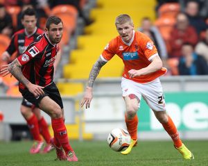 Sky Bet Championship - Blackpool v AFC Bournemouth - Bloomfield Road