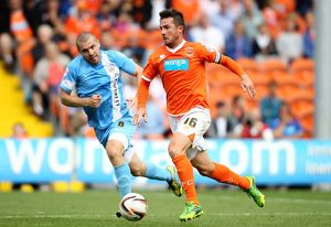 Sky Bet Championship : Blackpool v Barnsley : Bloomfield Road : 10-08-2013 (Selection of 19 Items)