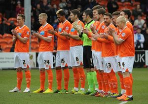 Sky Bet Championship - Blackpool v Birmingham City - Bloomfield Road