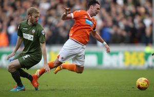 Sky Bet Championship - Blackpool v Bolton Wanderers - Bloomfield Road