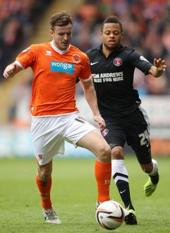 Sky Bet Championship - Blackpool v Charlton Athletic - Bloomfield Road