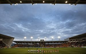 Sky Bet Championship - Blackpool v Derby County - Bloomfield Road
