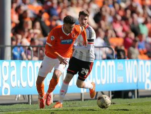 Sky Bet Championship - Blackpool v Fulham - Bloomfield Road