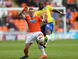 <b>Sky Bet Championship - Blackpool v Huddersfield Town - Bloomfield Road</b><br>Selection of 3 items