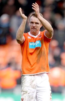 Sky Bet Championship : Blackpool v Huddersfield Town : Bloomfield Road : 22-03-2014 (Selection of 10 Items)