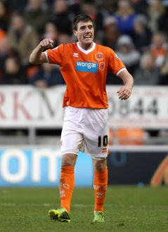 Sky Bet Championship - Blackpool v Ipswich Town - Bloomfield Road