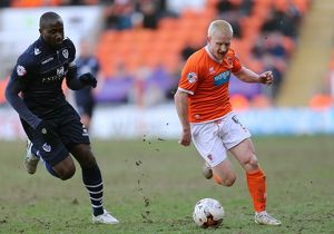 Sky Bet Championship - Blackpool v Leeds United - Bloomfield Road