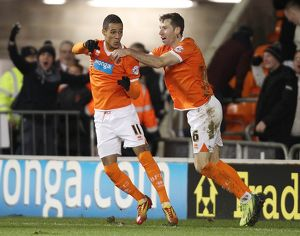 Sky Bet Championship : Blackpool v Leeds United : Bloomfield Road : 26-12-2013 (Selection of 13 Items)