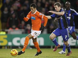 Sky Bet Championship - Blackpool v Middlesbrough - Bloomfield Road