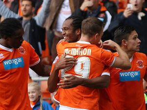 Sky Bet Championship - Blackpool v Norwich City - Bloomfield Road