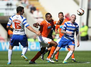 Sky Bet Championship : Blackpool v Reading : Bloomfield Road : 24-08-2013 (Selection of 11 Items)