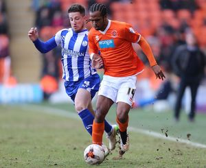 Sky Bet Championship - Blackpool v Sheffield Wednesday - Bloomfield Road