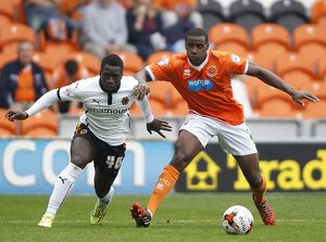 Sky Bet Championship - Blackpool v Wolverhampton Wanderers - Bloomfield Road